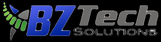 BZTech Solutions logo